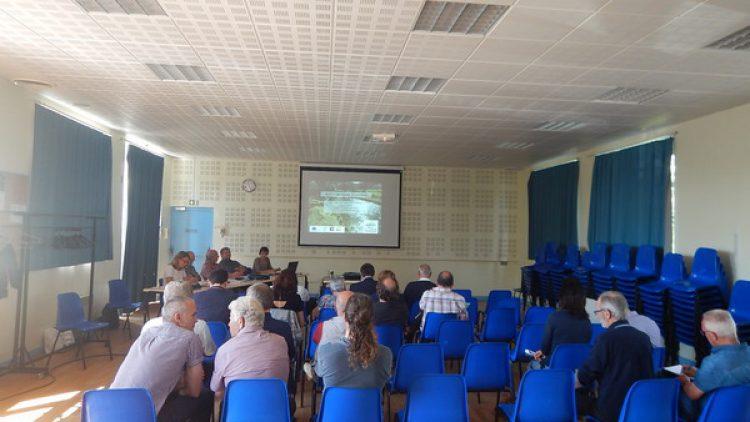 Comité de Pilotage Natura 2000 / Juil. 2017