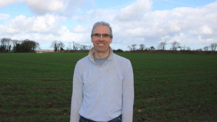 Rencontre avec Roland Hallegouet , agriculteur sur le bassin de l'Elorn et nouveau président de l'association Sols d'Armorique / Mars 2018