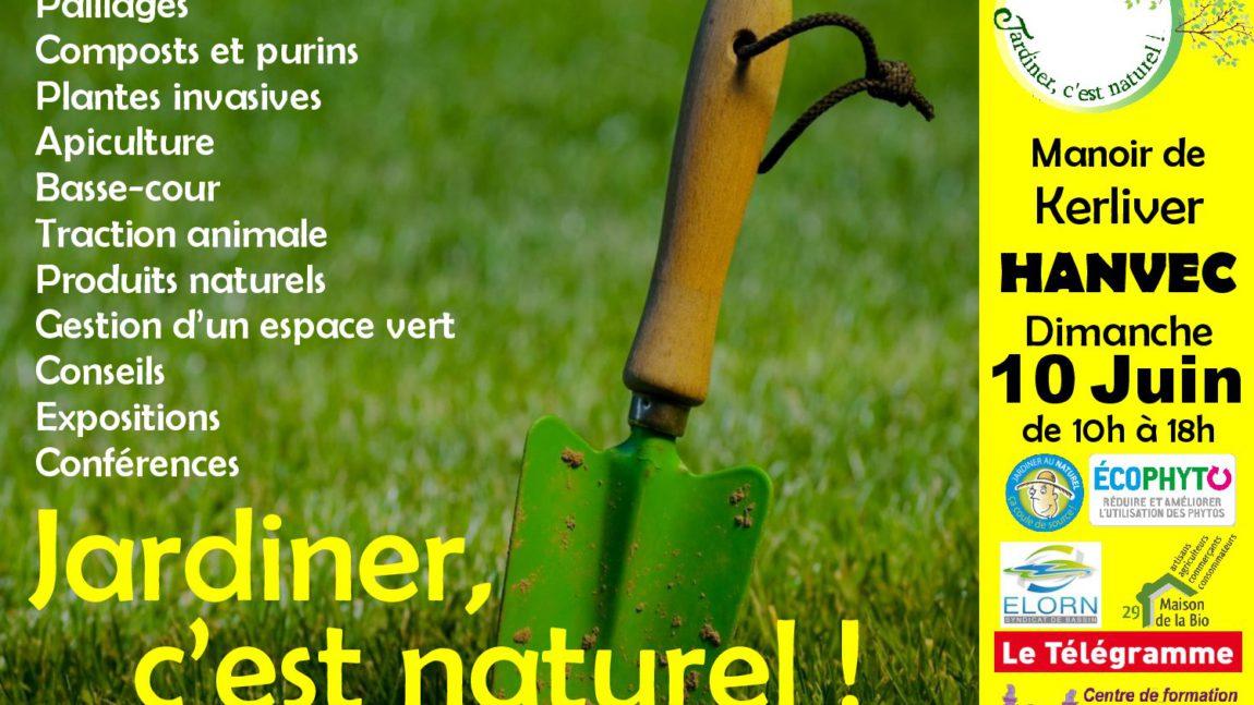 Jardiner, c'est Naturel ! / Mai 2018