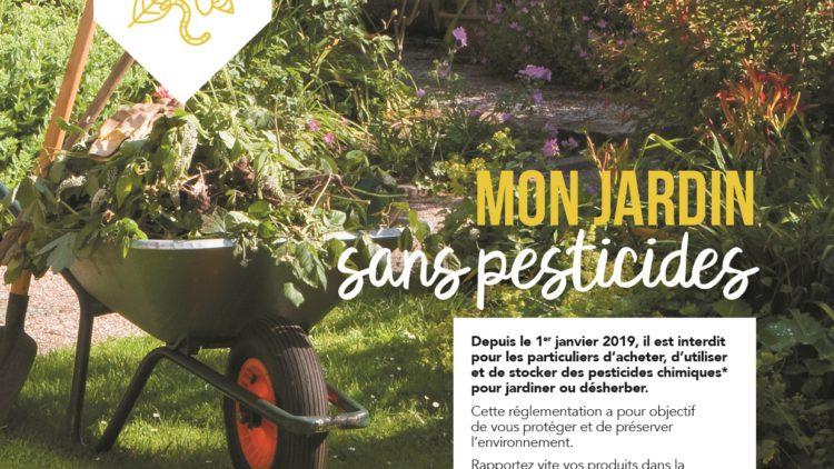 Mon jardin sans pesticides – des vidéos pour y arriver / Août 2019