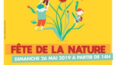 Fête de la Nature : dimanche 26 mai 2019