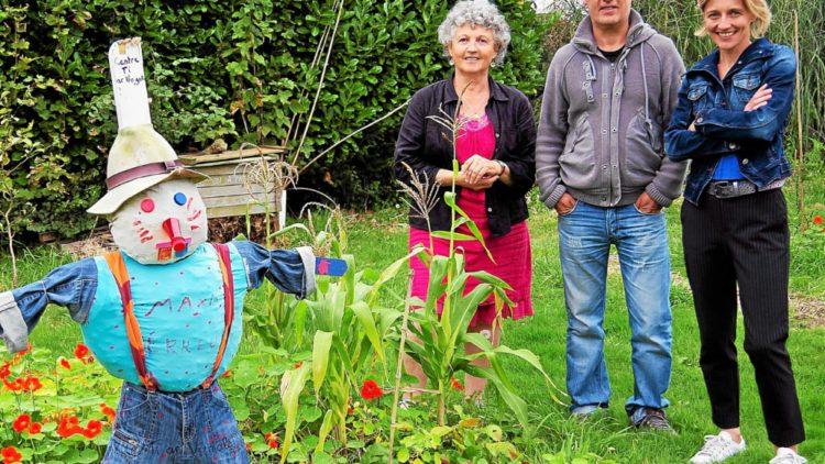 Fête de l'automne à Plouedern; ou comment bien jardiner sans pesticides ! / Sept.2019