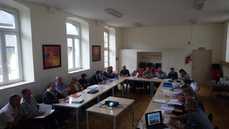 Comité de suivi de Pont ar Bled